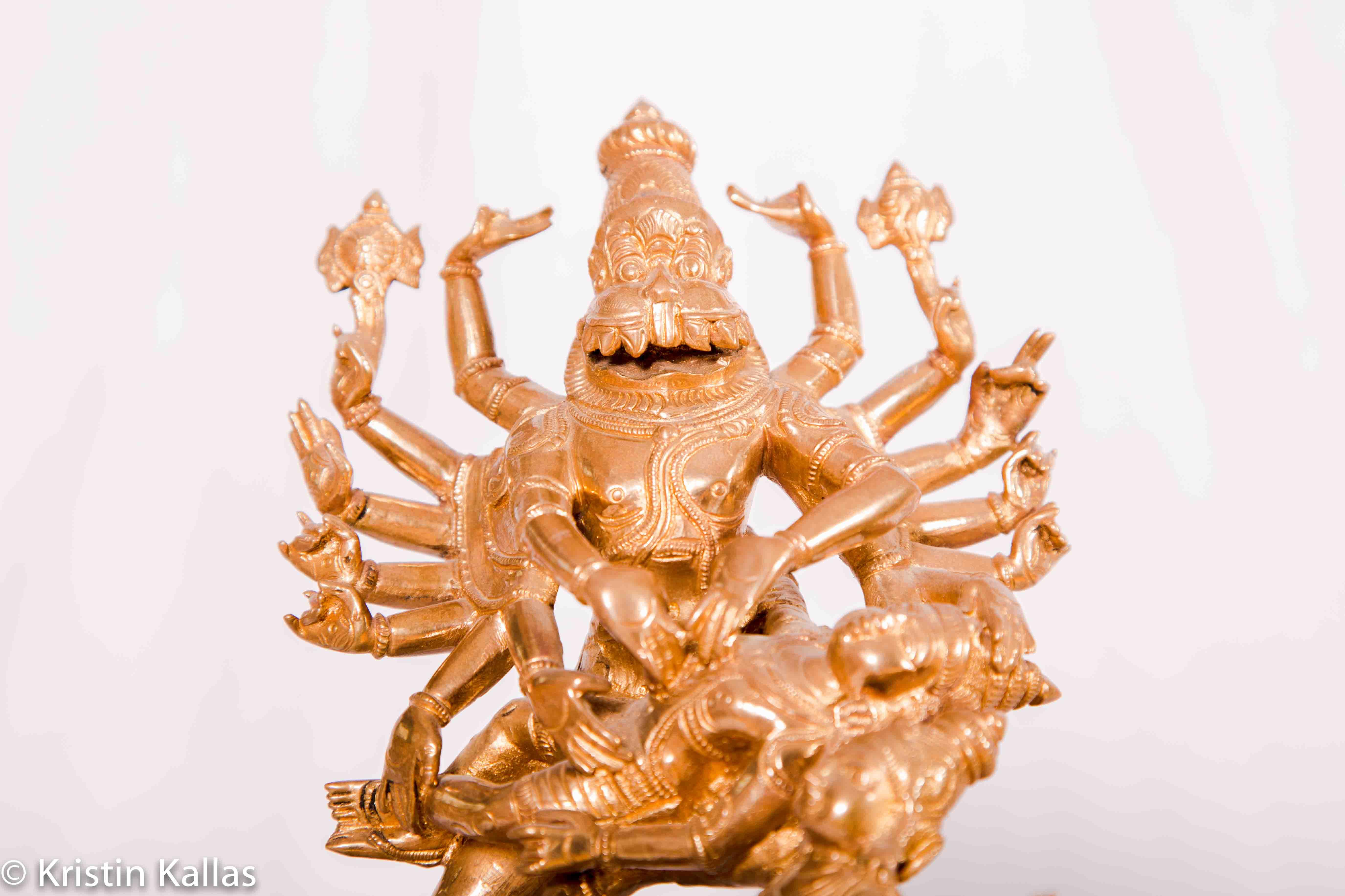 Sri Sri Ugra Narasimha - Panch Metal
