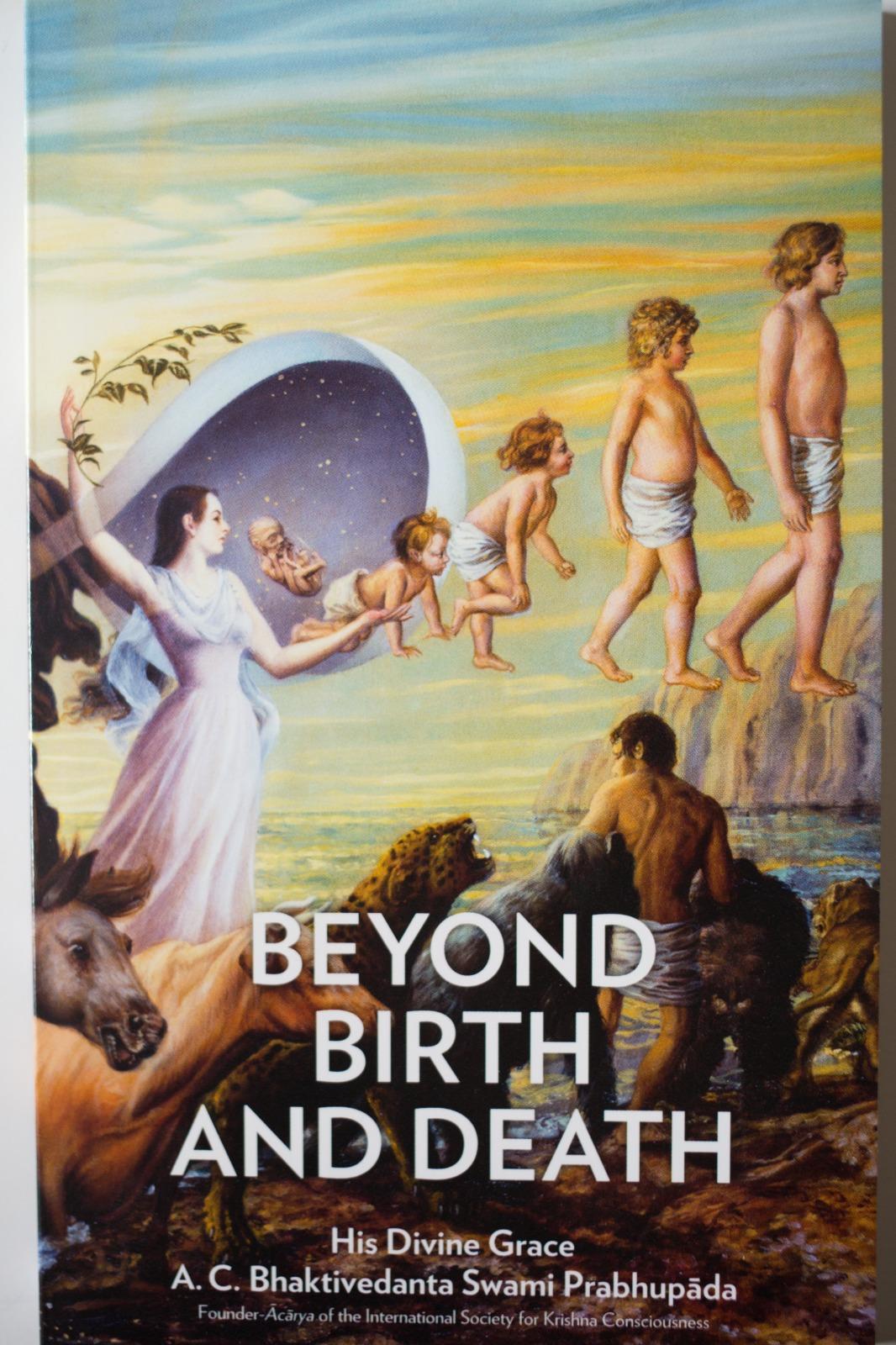 Beyond Birth and Death - Englisch