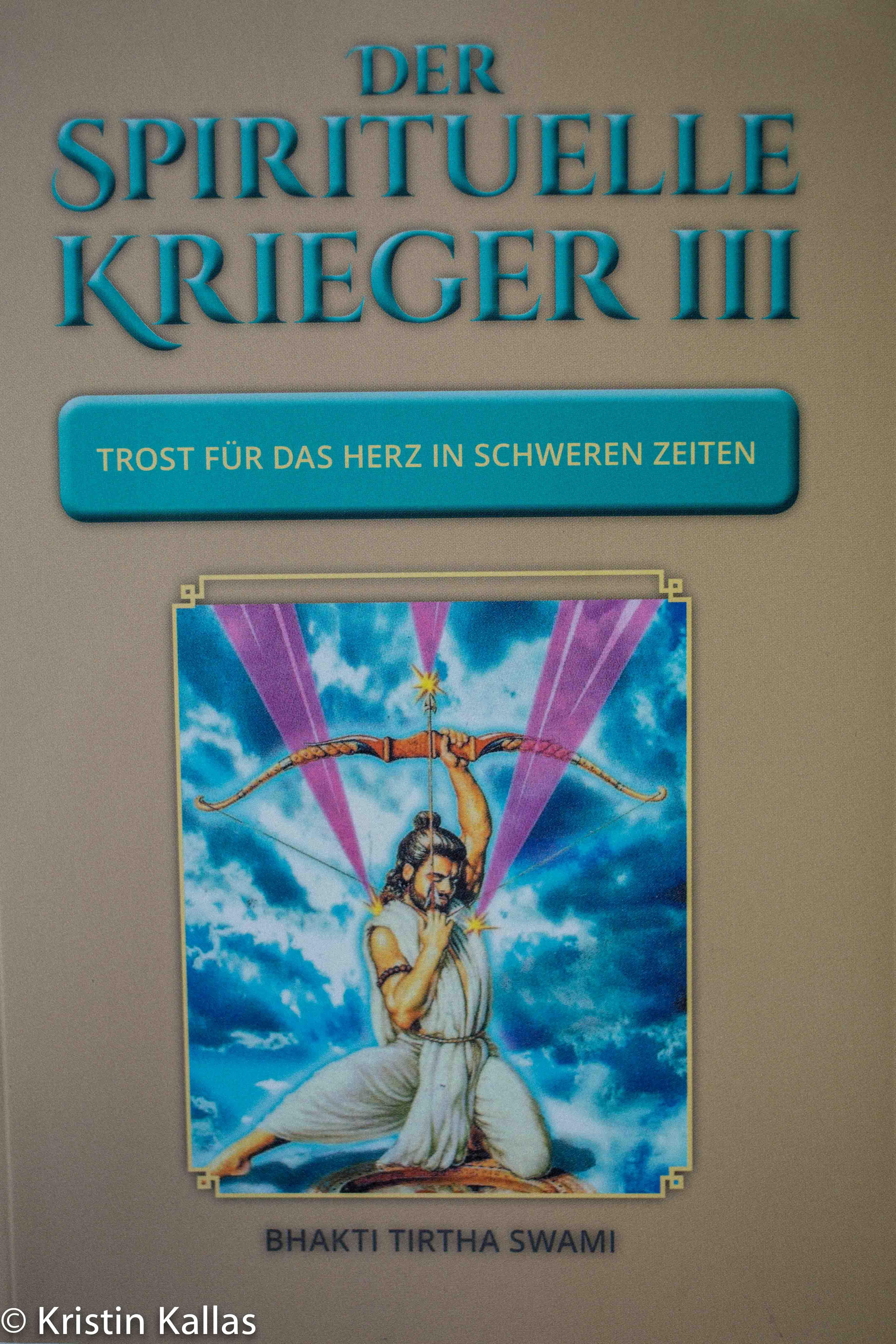 Der Spirituelle Krieger III