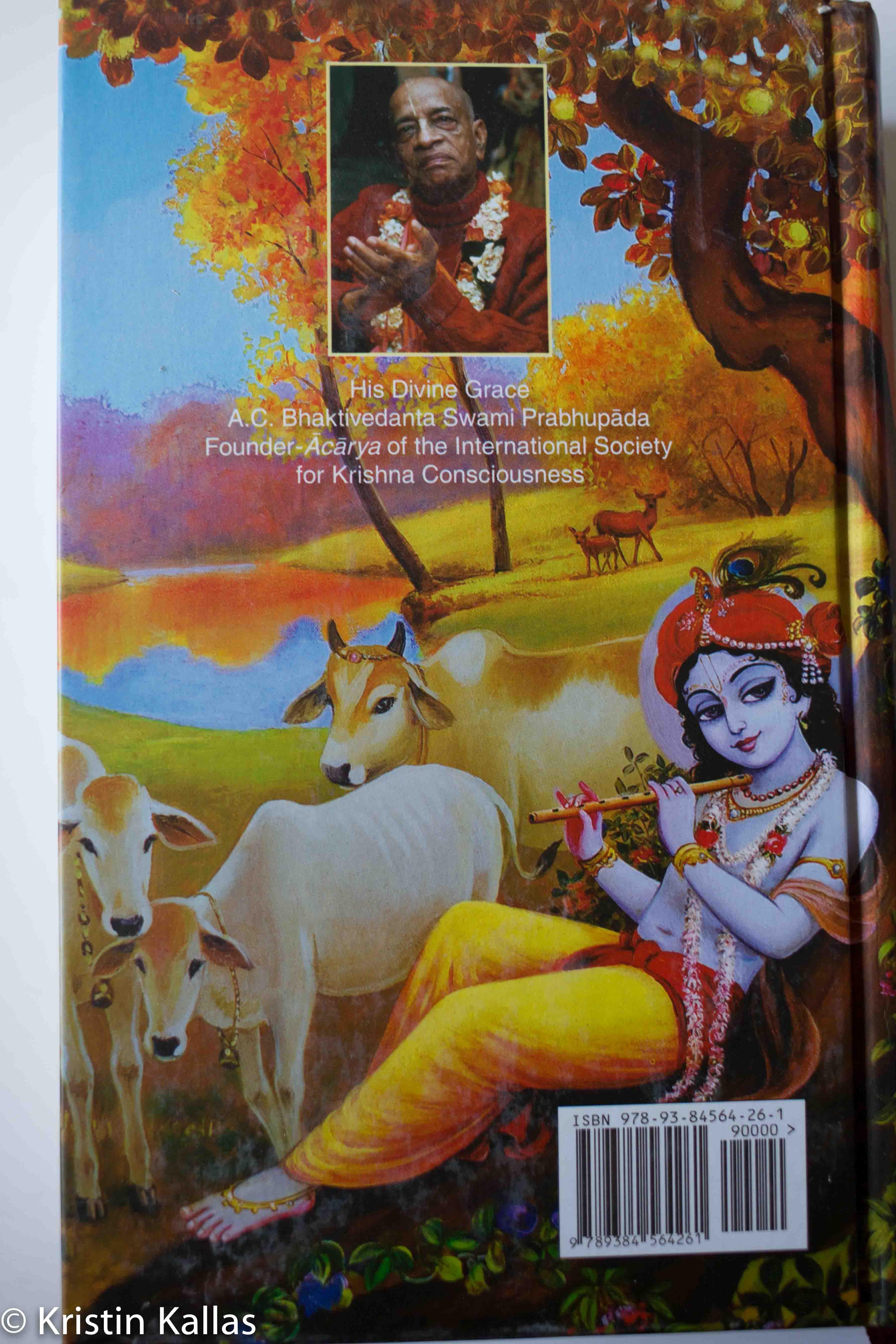 Krishna - The Supreme Personality of Godhead