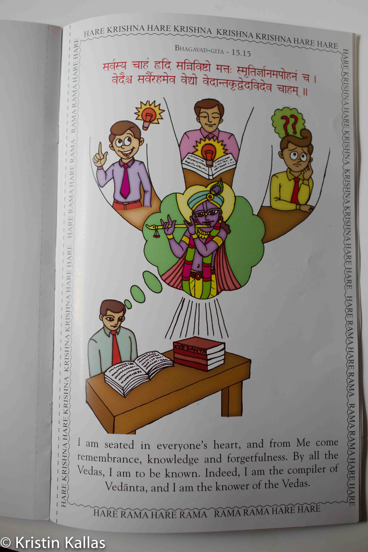 Bhagadav Gita - Poster Book