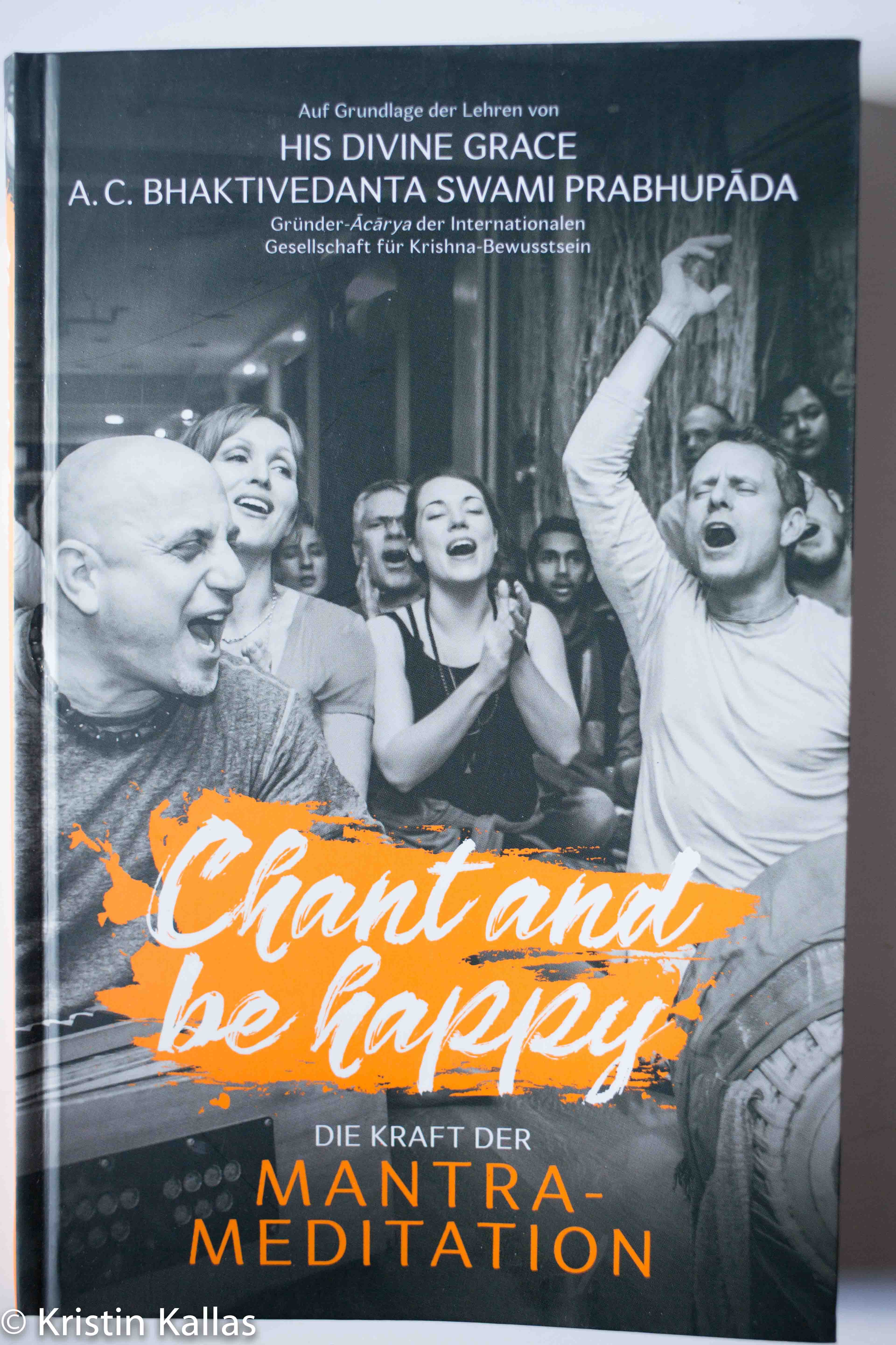 Chant and be Happy - Deutsch