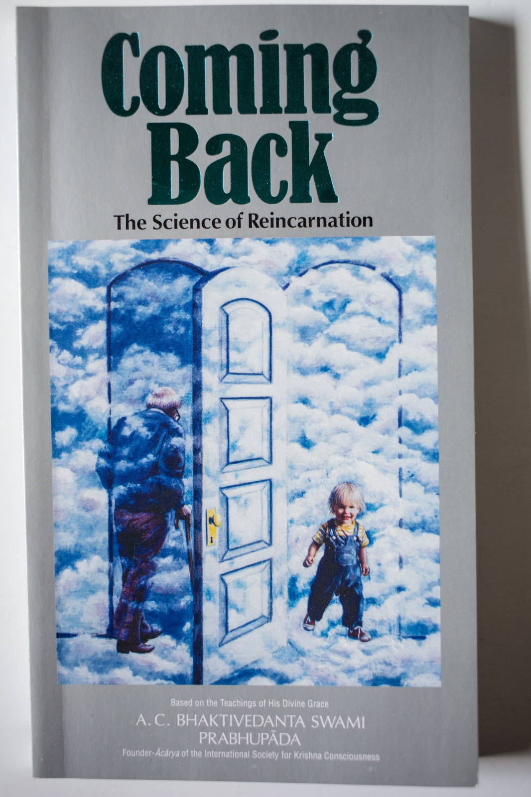 Coming Back - The science of Reincarnation - Englisch