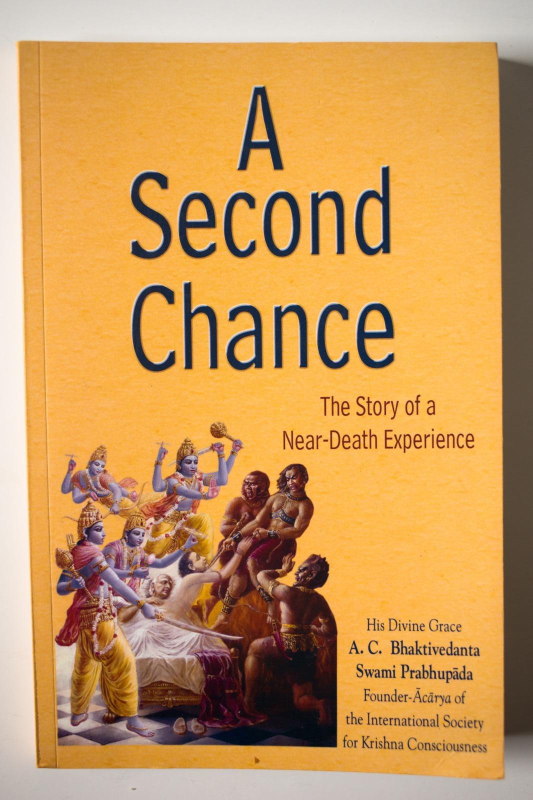 A Second Chance- Englisch