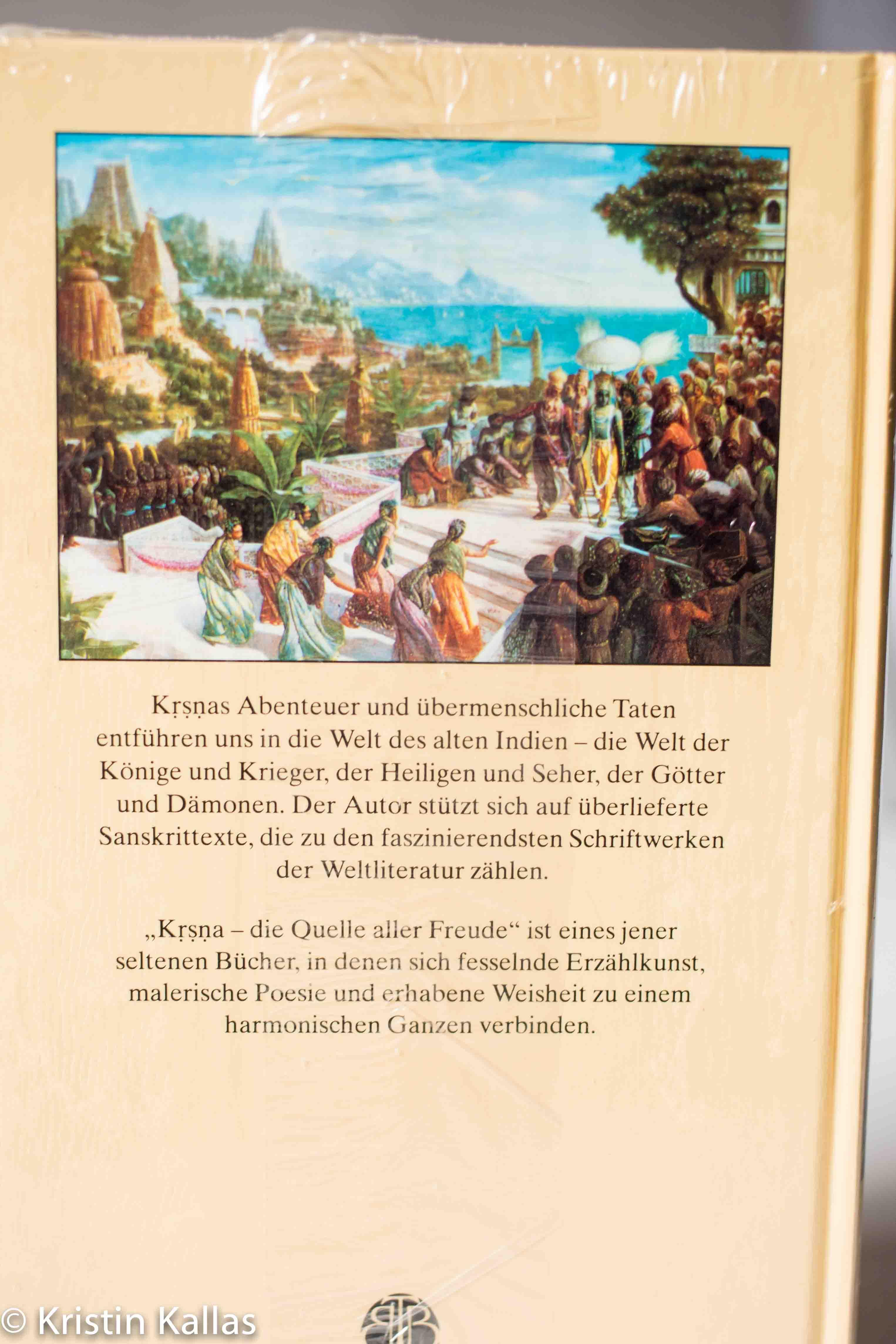 KRISHNA - Die Quelle aller Freude (Band 2)