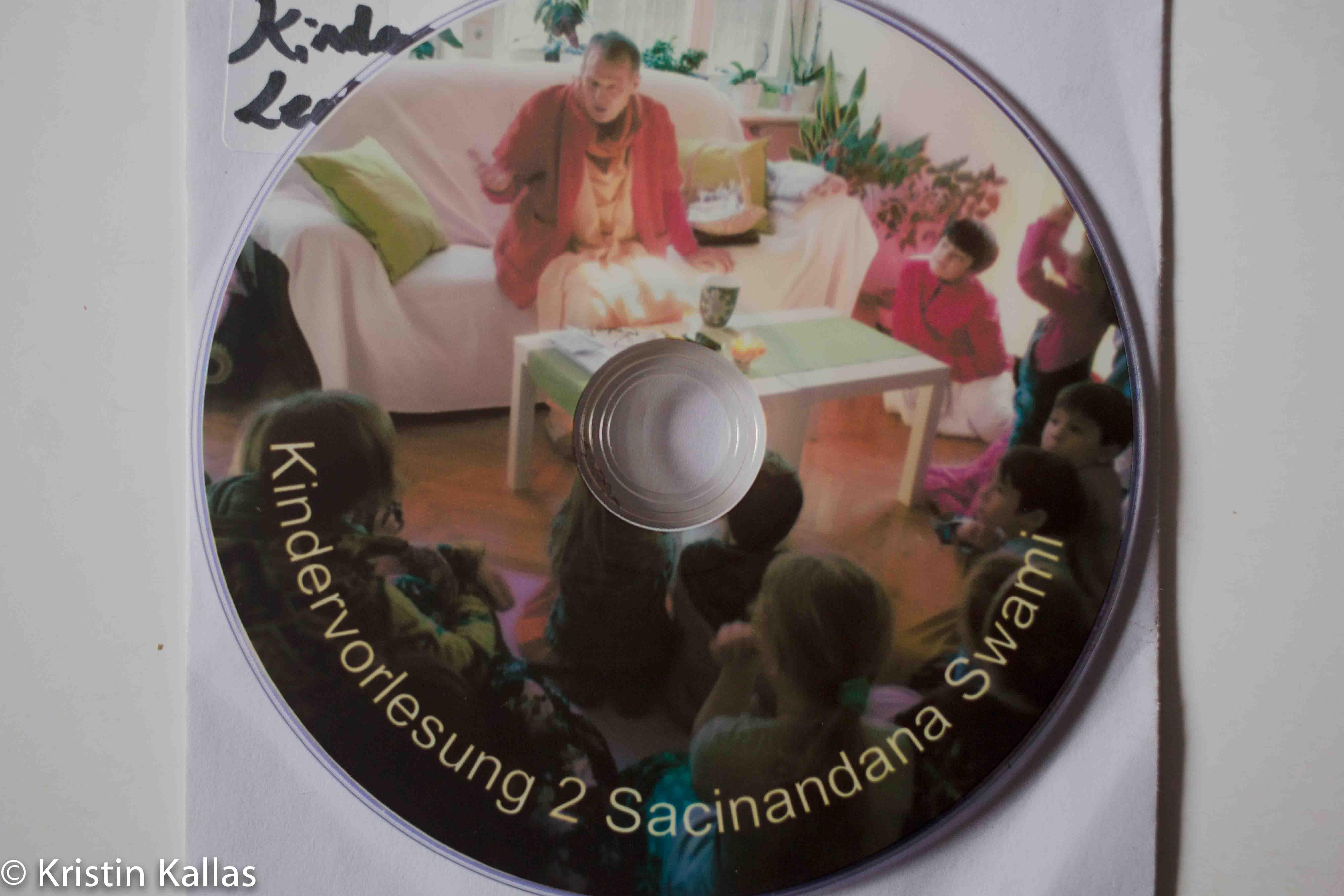 Sacinandana Swami - Kindervorlesung 2